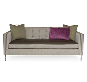 Angular lines sofas