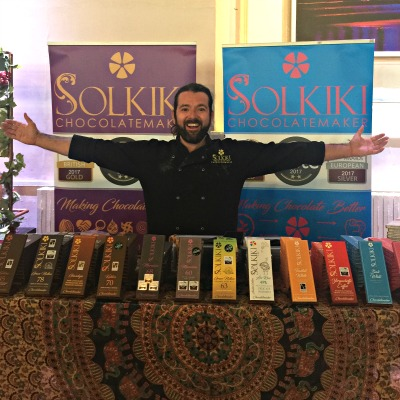 Bob from Solkiki Chocolate
