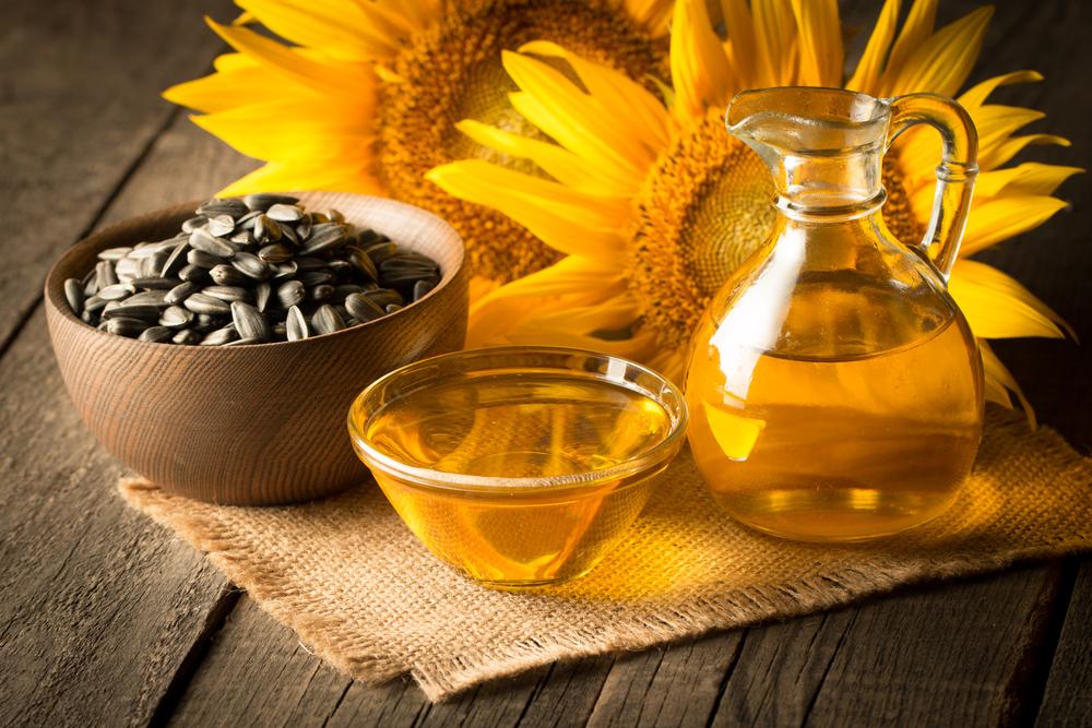 Clean Baking - Sonnenblumenöl