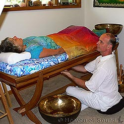 Sound Massage Therapy Healing Center Heaven of Sound