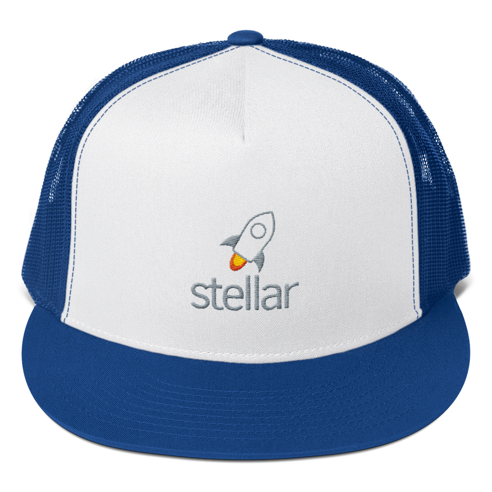 Stellar-Hat-Bitcoin-Hat-Club-Crypto-Merchandise-Crypto-Wear