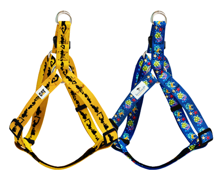 Step-In Harnesses