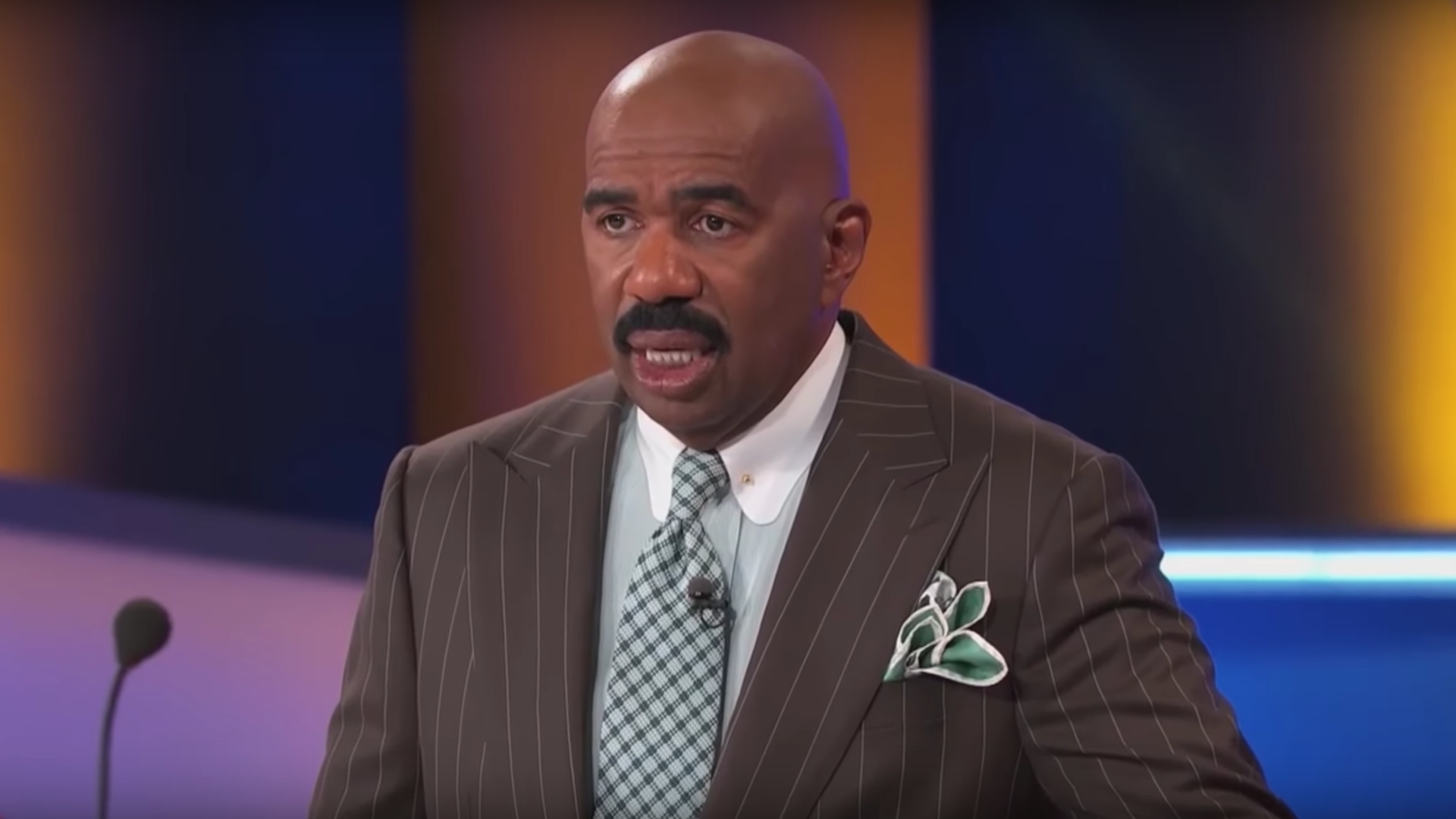 Steve Harvey Suit
