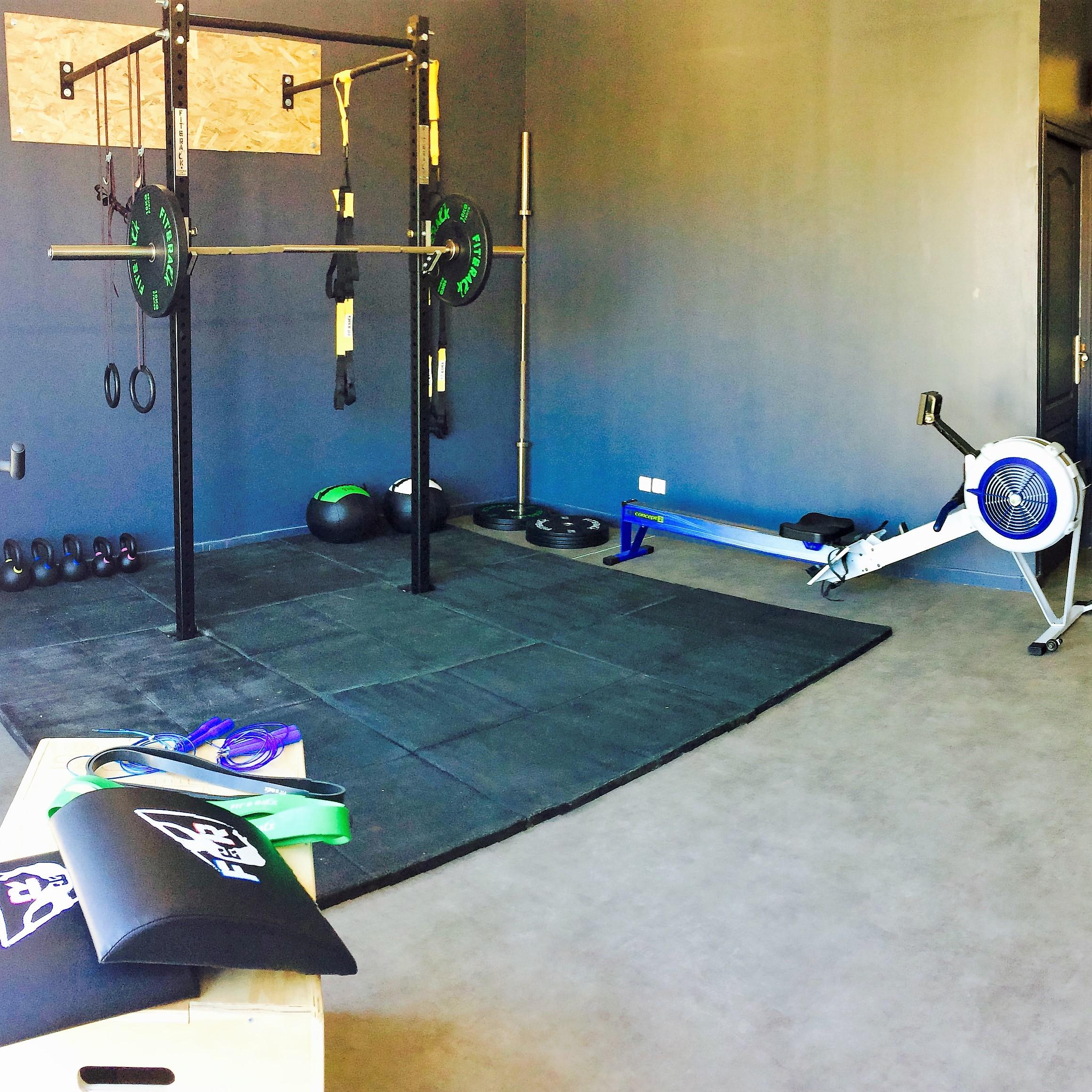 crossfit studio