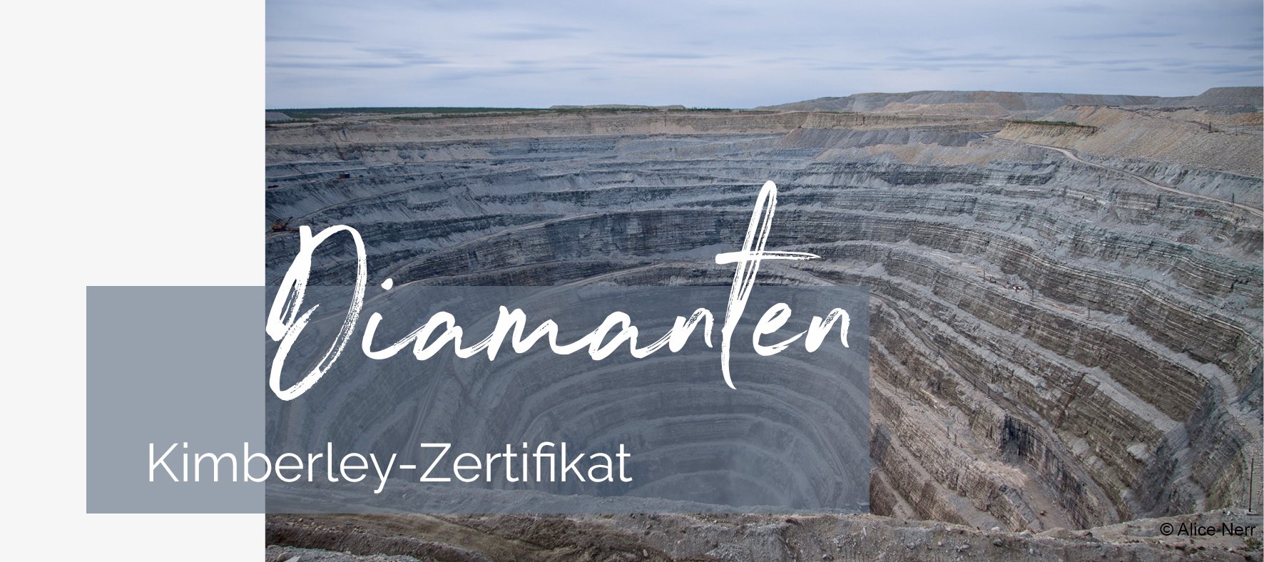 Diamanten / Kimberley-Zertifikat | SYNO Schmuck-Design