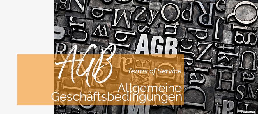 AGB | SYNO Schmuck-Design