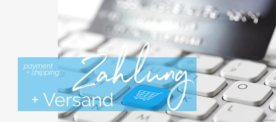 Zahlung + Versand | SYNO Schmuck-Design