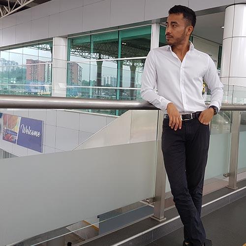 5d7751cc4 Cutting yang fit dan bergaya. Rasa sejuk dan selesa dari luar dan dalam  memang sesuai dengan cuaca di Malaysia ...
