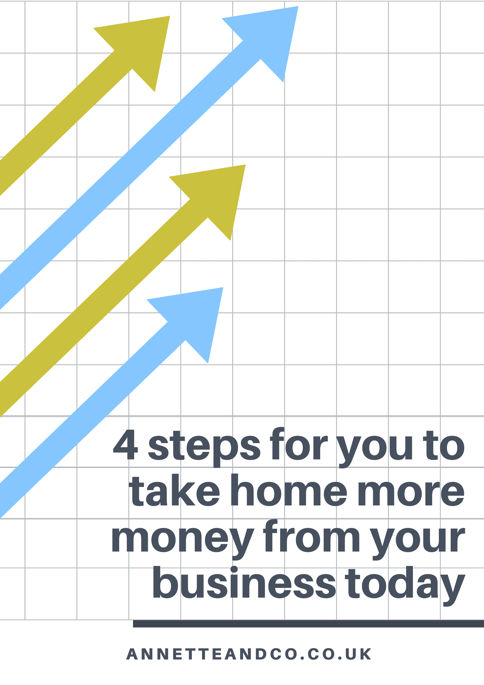 4 steps to take home more money from your business