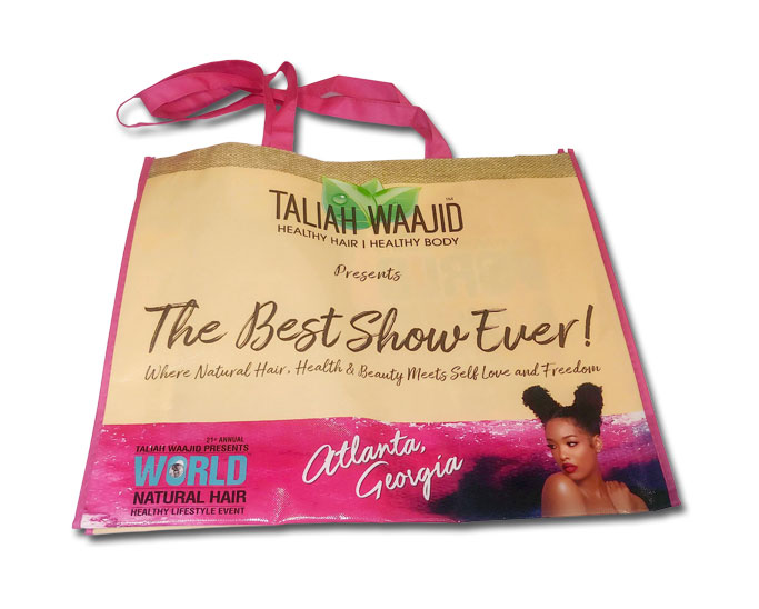 Taliah Waajid Tote Bag Free with Purchase