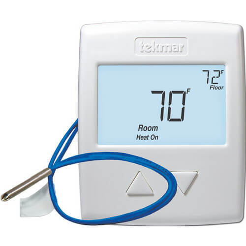 radiant thermostat