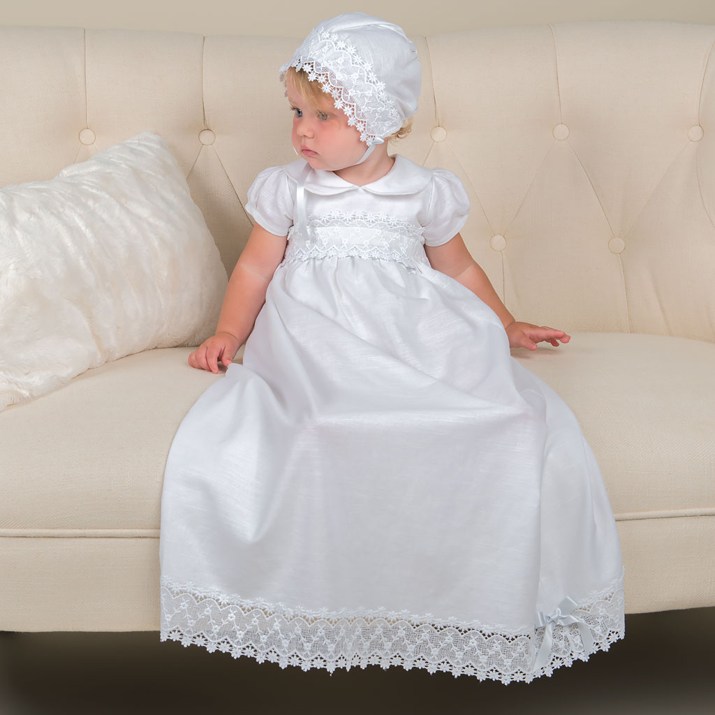 Olivia Girls Christening Gown Collection