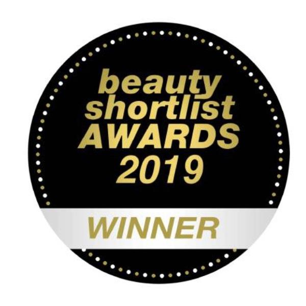 The Beauty Short List Awards 2019