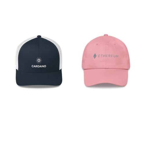Bitcoin-Hat-Club-Ethereum-Hat-Cardano-Hat-Crypto-Merchandise