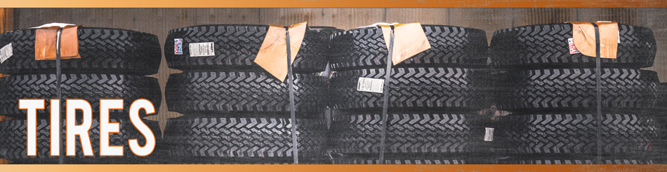 Replacement Skid Steer Tires