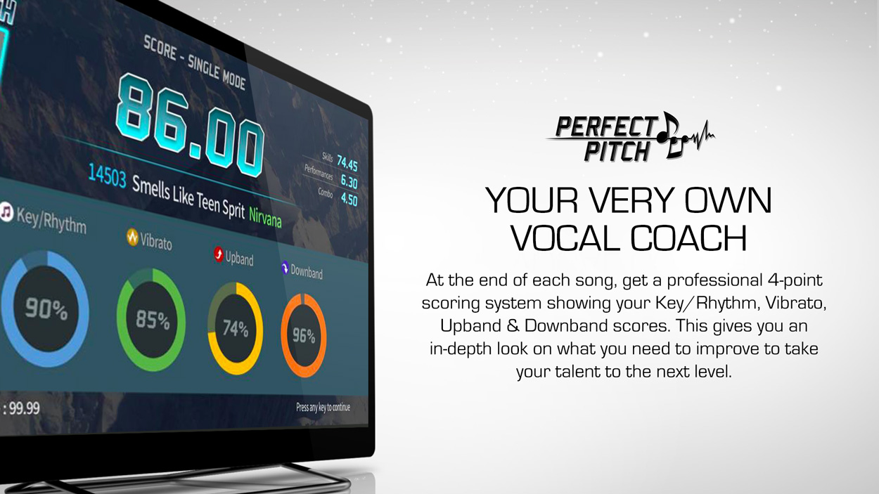 Grand Videoke 3 Pro Plus - Now with 8,500+ Songs!