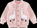 Toddler Girl Sweaters & Hoodies