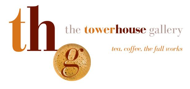 Tower House Gallery i Logo