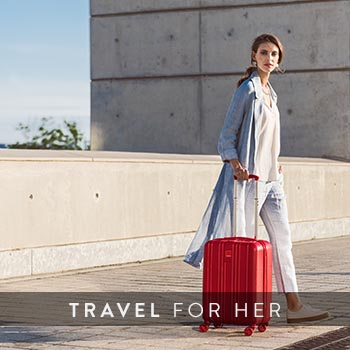 Travel for her