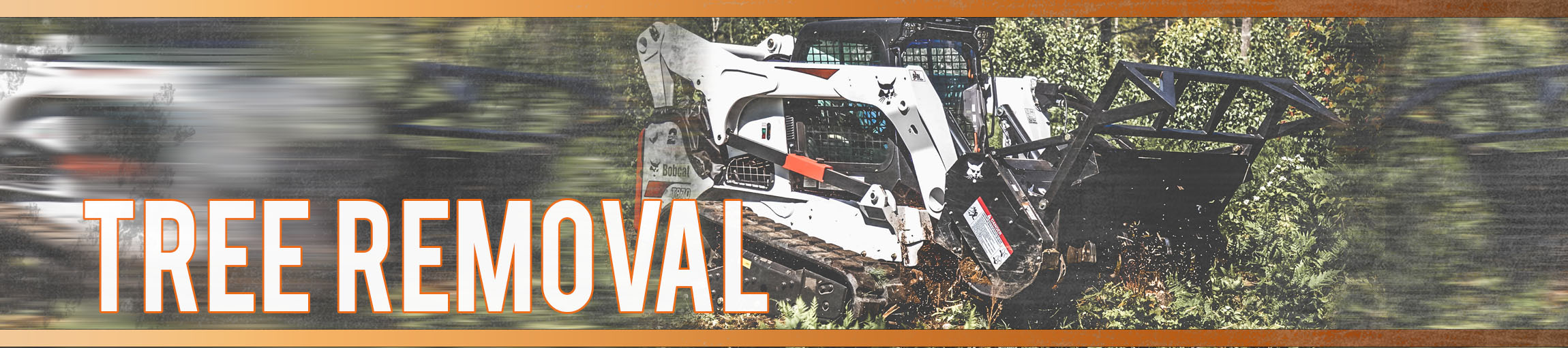 Tree removal Attachments Mulchers, Brushcutters, and  Forestry Package