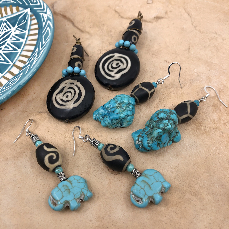 Tribalism Earrings