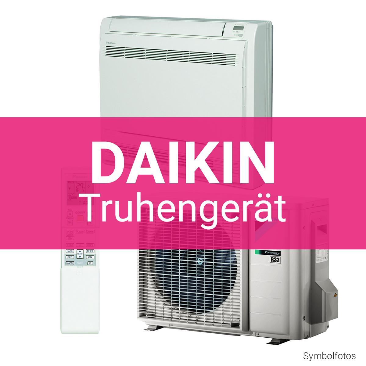 Daikin Truhengerät R32