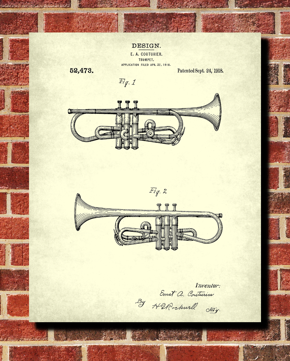 music patent