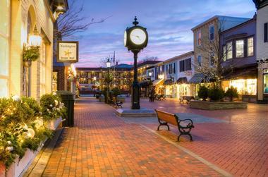 Cape May victorious washington street mall