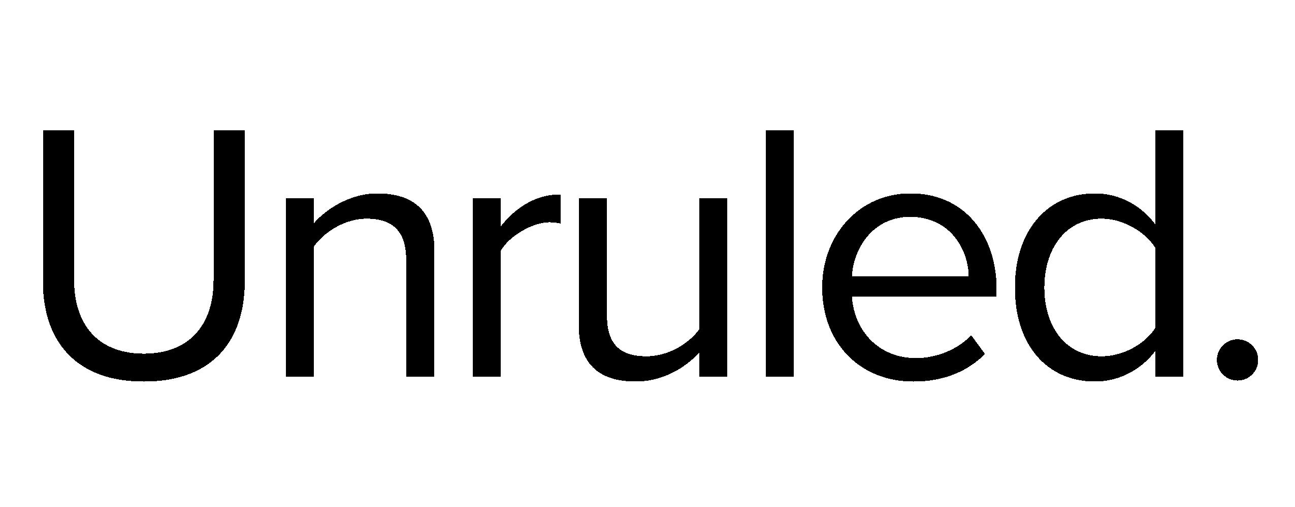 Unruled logo