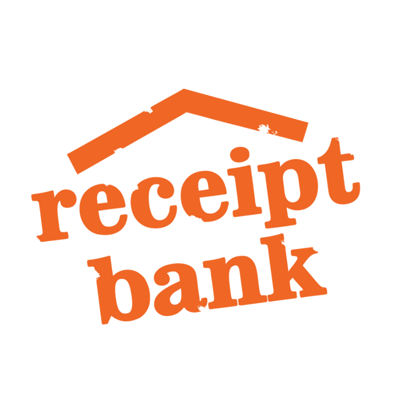 We're Receipt Bank partners here at Annette & Co.