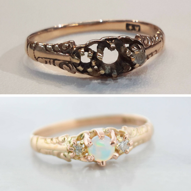 jewellery restoration winnipeg