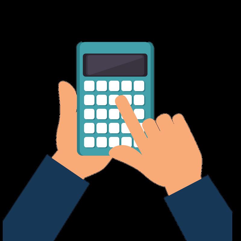 calculator illustration