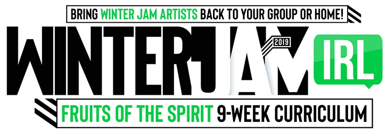 Free Winter Jam Devotional Series, Fruits of the Spirit