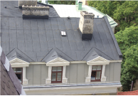 Dura-Rubber liquid rubber for tile roofs