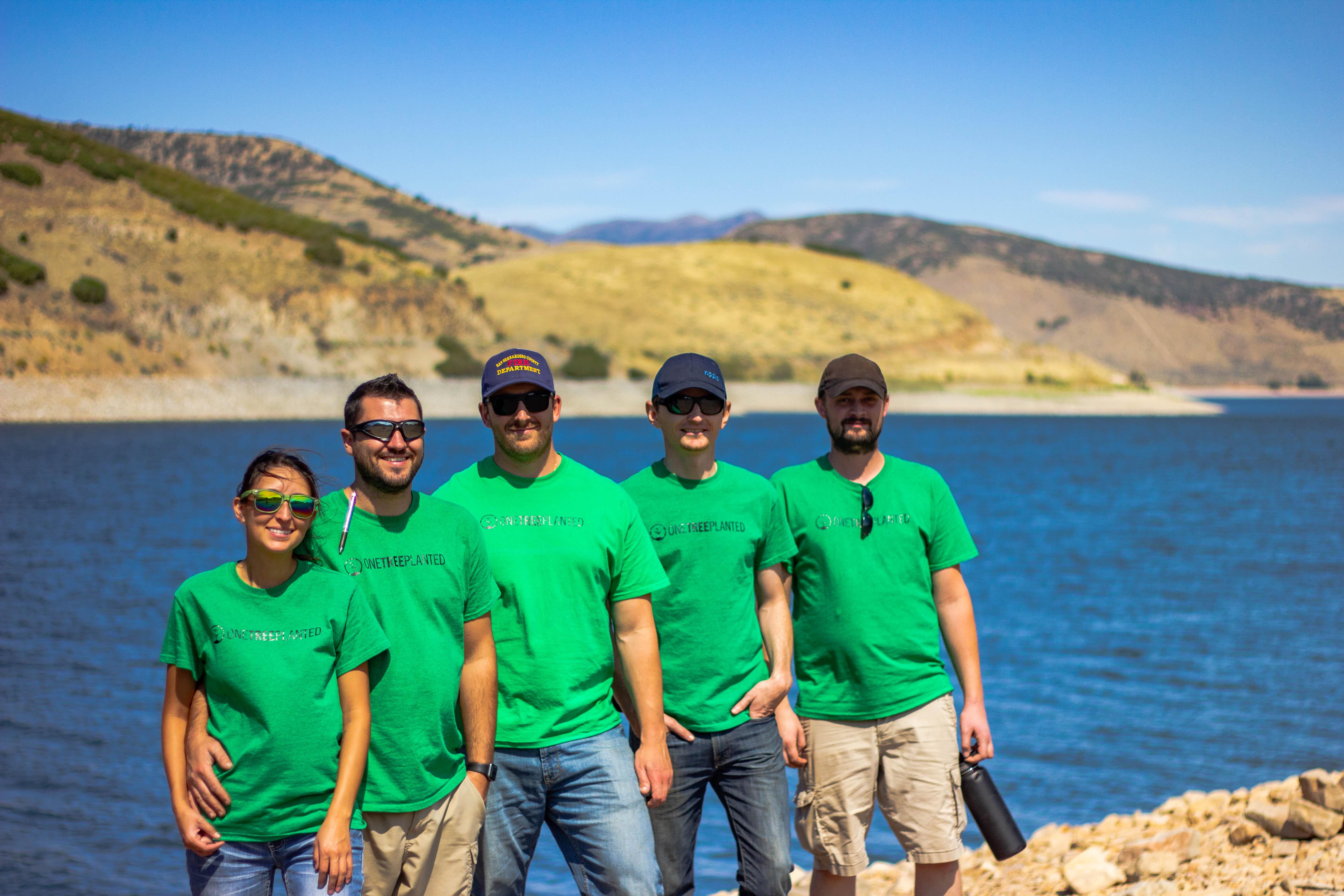Plant A Tree Day Utah