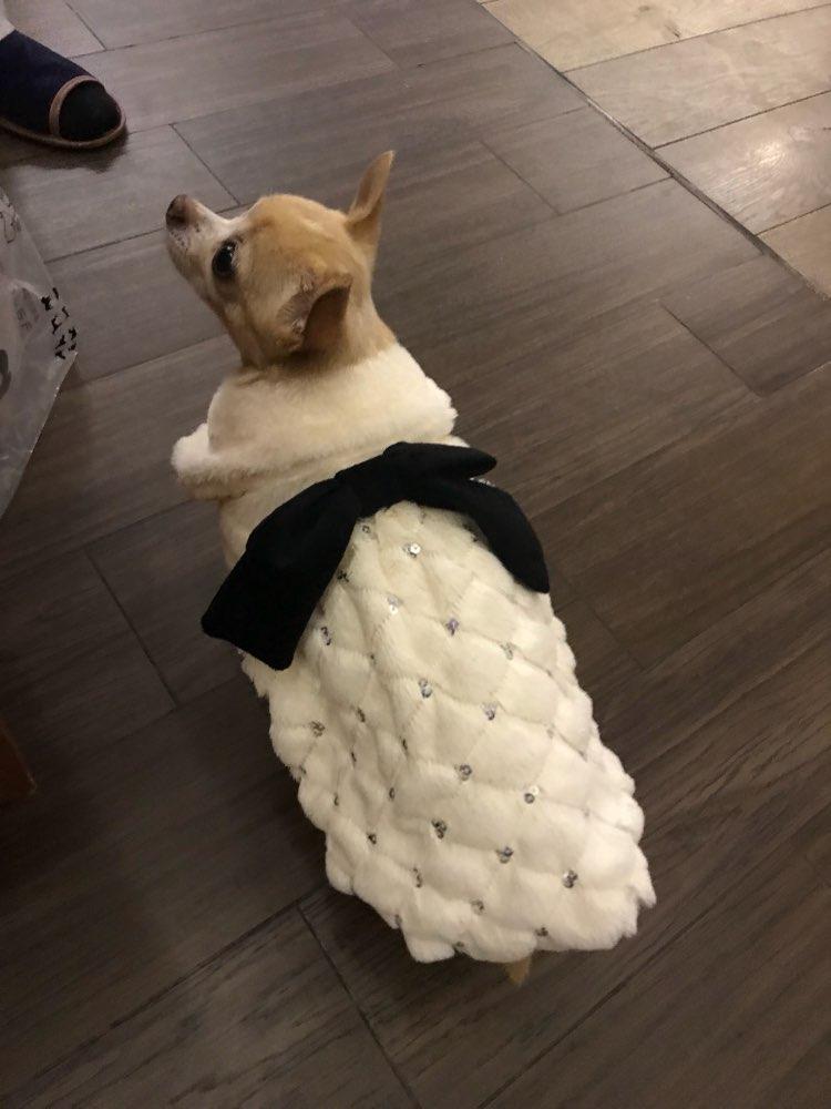 fancybowknotfauxfurovercoat