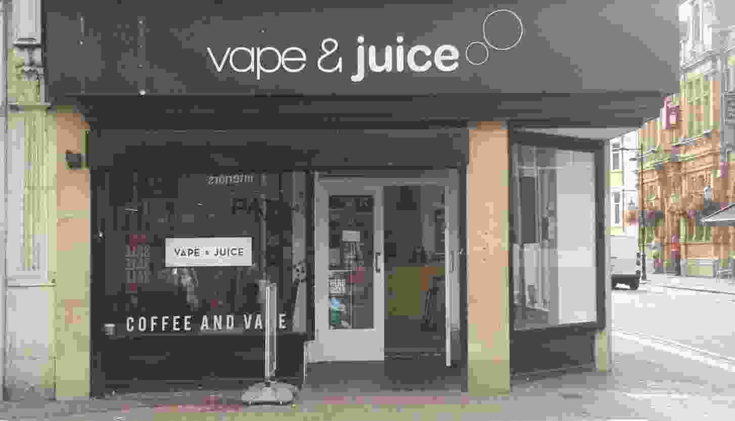Vape and Juice Ecig Shop southend high street westcliff