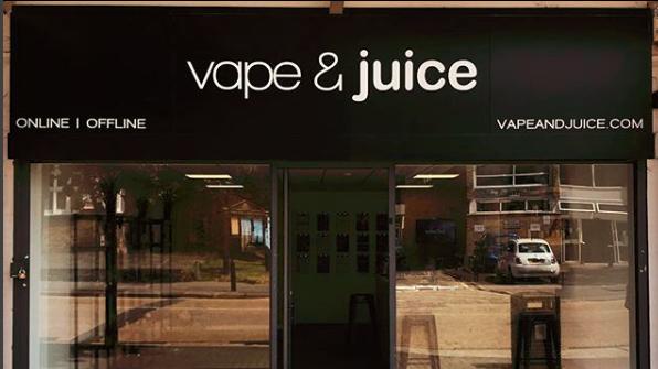 VAPE AND JUICE - UPMINSTER ECIG SHOP