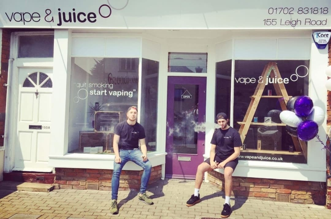 Vape and Juice Ecig Shop  Leigh on sea Eastwood