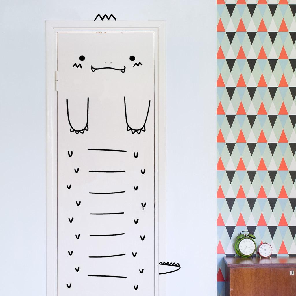 deursticker viktor