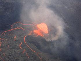 volcano vog SO2