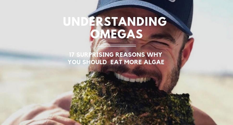 Plant Based Algae Oil Omega 3