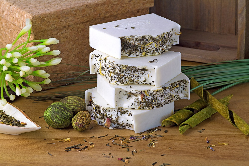 product picture of great tea and white pear soap