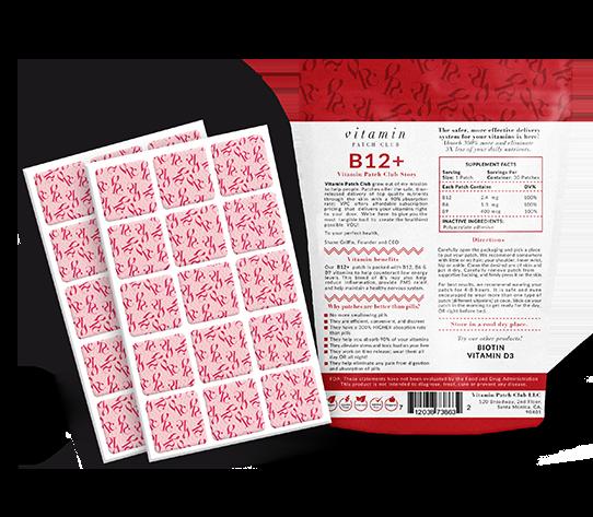 B12 patch