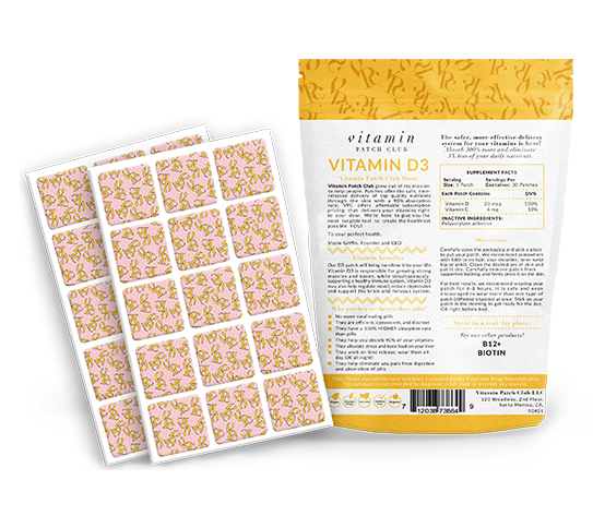 Vitamin D Patch