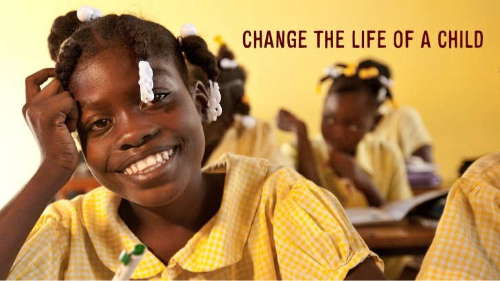 New Missions Change the life of a child