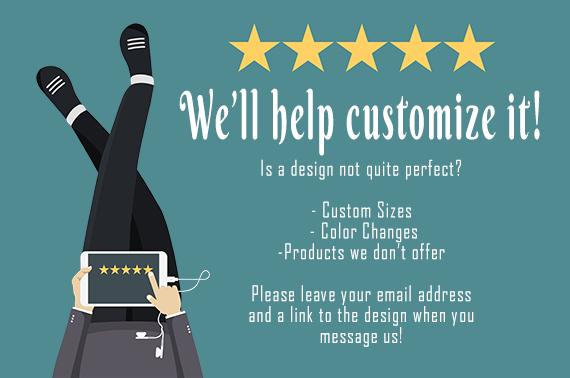 Customize A Home Decor Order
