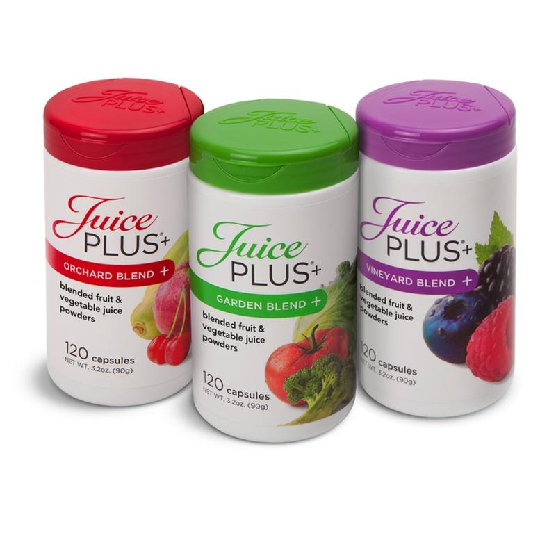 The Raw Girl Juice Plus