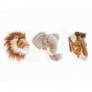 Wild and Soft Wall Busts Safari