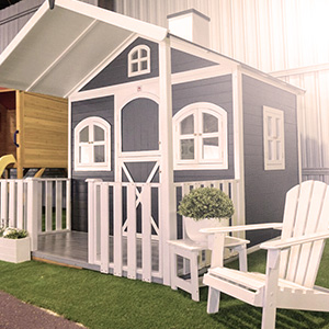 Cubby Houses and Swing Sets